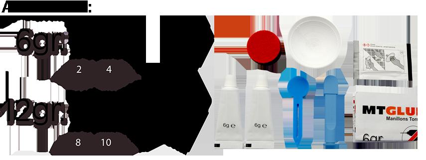 Este adhesivo posee unas increíbles propiedades y aunque esta diseñado  específicamente para los accesorios y complementos de baño su capacidad de  pegarse en ... b83293c7fd1e