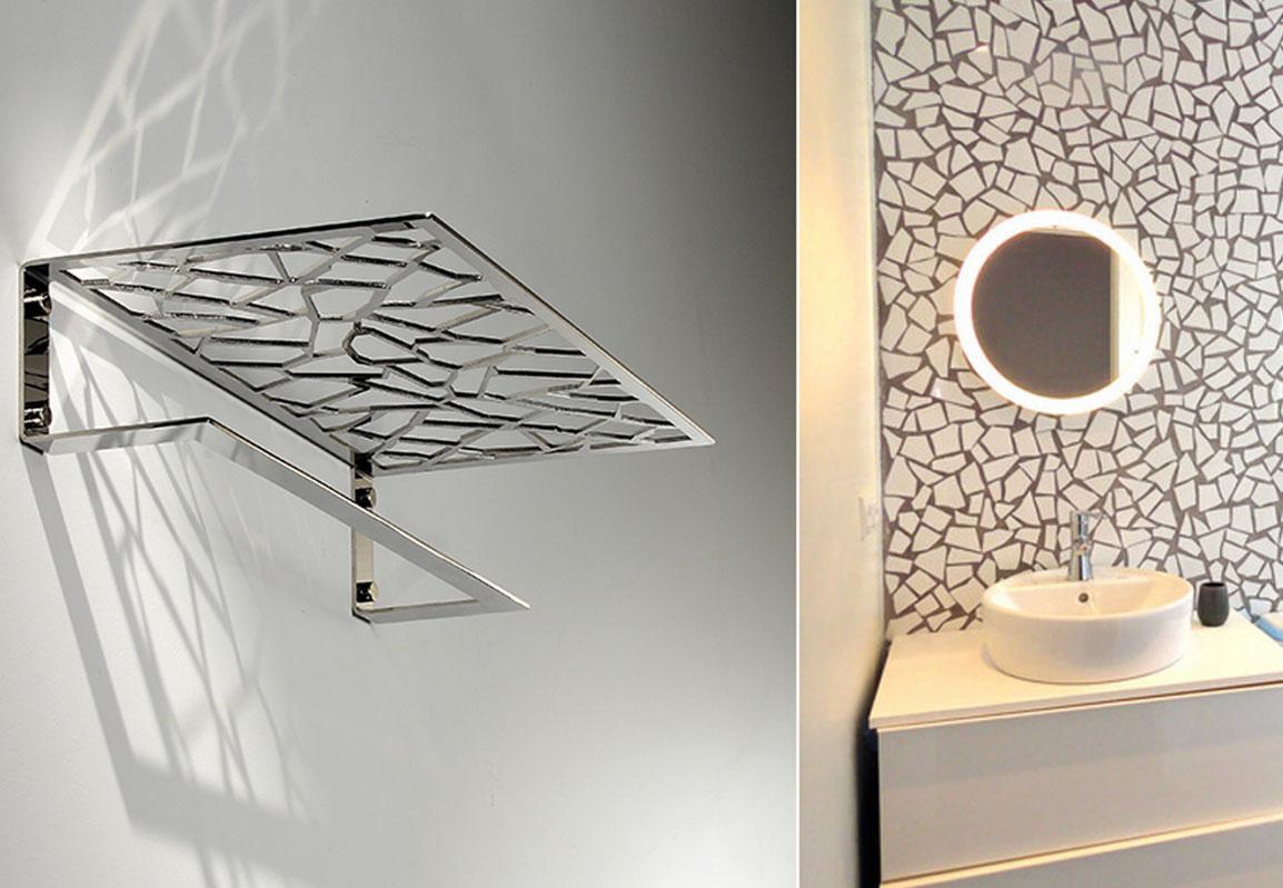 Diseño exclusivo accesorios baño