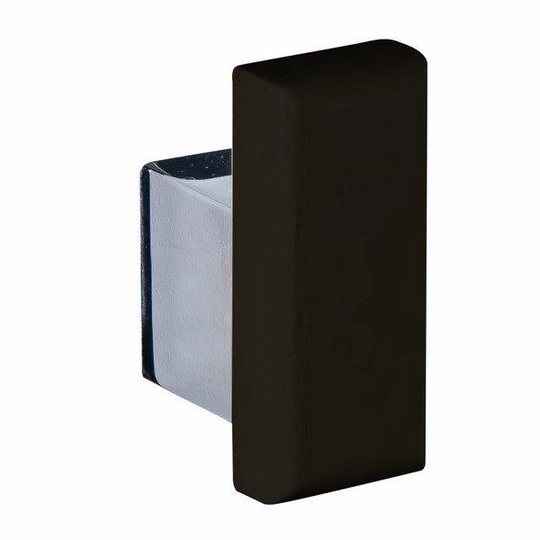 Cromo con madera Negro