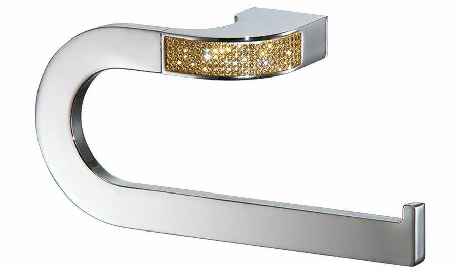 Chrome Gold Crystal