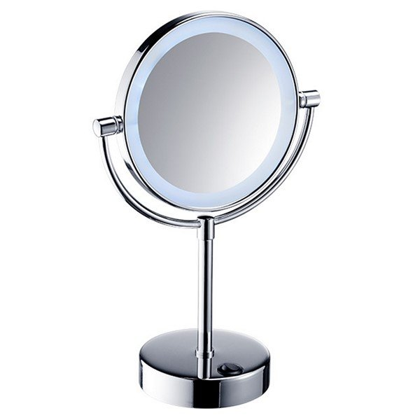 Espejo sobremesa 5x con LED 3W