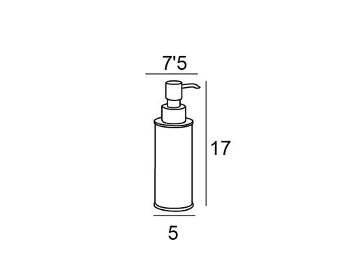 dosificador sobremesa 6811 medidas