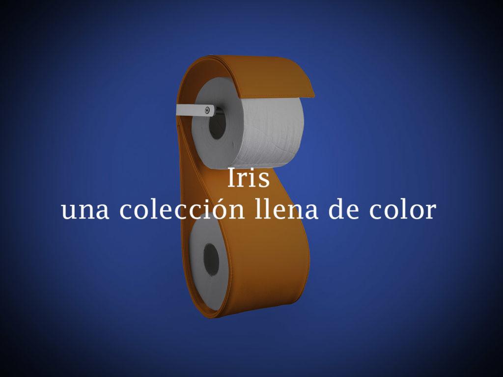 accesorio de baño de color
