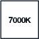 Espejo con 7000º kelvin