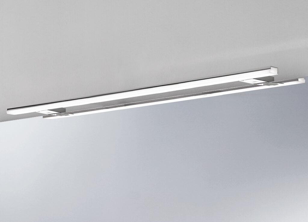 Aplique con luz led para el baño